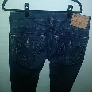 True religion men jeans size 34